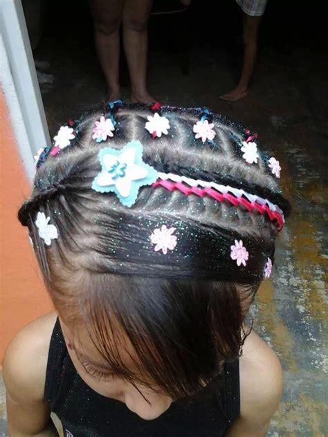 peinados  trenzas  ninas  como organizar la casa