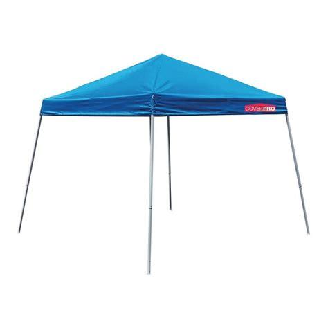 chicago community tools  ft   ft slant leg pop  canopy blue