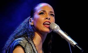 Singer Alicia Keys Gives 39Controversial39 Advice To African