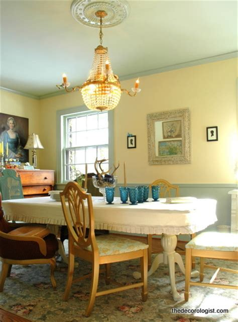 Who Said That You Have to Paint Trim White?   The Decorologist