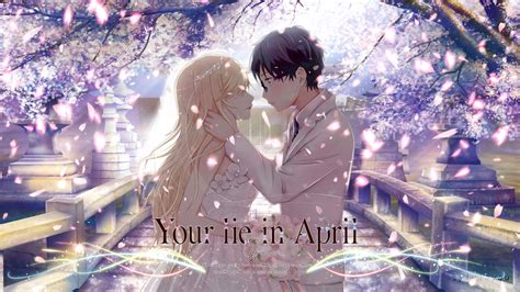 Anime Your Lie In April Wallpaper - your lie in april wallpaper ten years later by sylviayau
