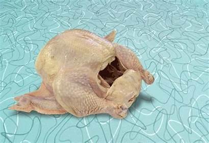 Thanksgiving Happy Animated Turkey Holidays Horror Thankgiving