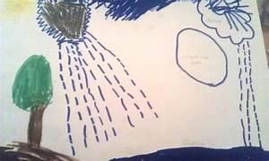 Examples Of Children U0026 39 S Drawings Of The  U0026 39 Water Cycle U0026 39