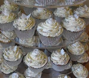 yellow and grey baby shower decorations white and silver cupcake tower