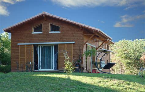 maison bois autoconstruction prix la maison bois en kit rapidit 233 et fiabilit 233 bienchezmoi