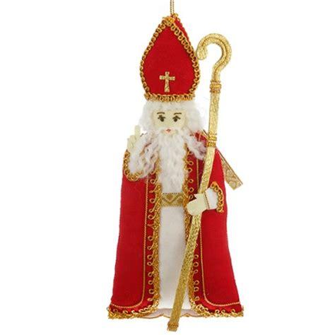 st nicholas christmas ornament