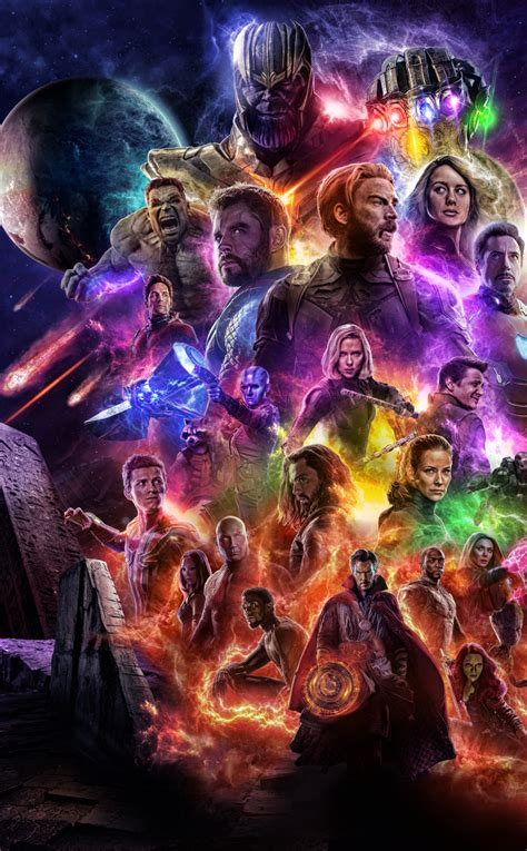 avengers  endgame   keyart hd  wallpaper