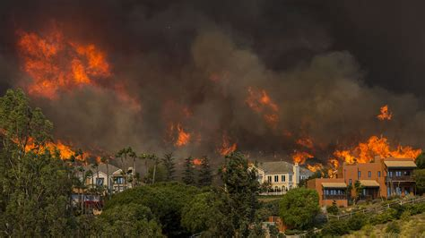 California Forest Fires Wildfires