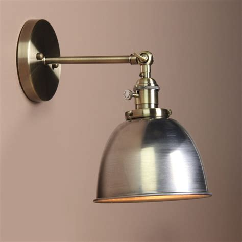 6 3 quot iron metal rustic vintage industrial style sconce wall