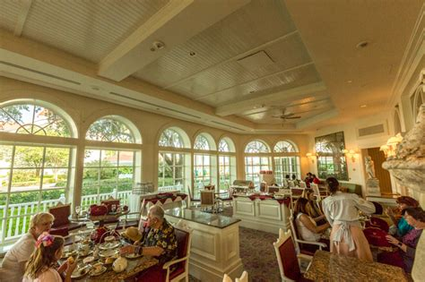 afternoon tea at garden view tea room review afternoon tea at grand floridian s garden view tea