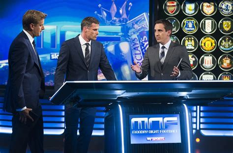 Sky Sports at 25 - picture special: Monday Night Football ...