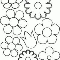 sunflower cutout pattern