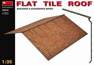 Review  Flat Tile Roof