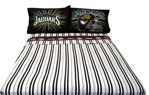 Jacksonville Jaguars Bedding Sheet Set