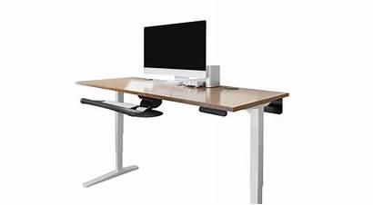 Customer Desk Uplift Upliftdesk Bamboo Choose Desktop