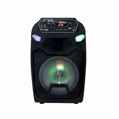 Parleur Haut Radio Micro Rechargeable Bluetooth Avec