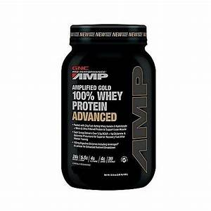 Gnc Pro Performance Amplified Gold 100  Whey Protein