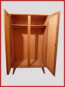 Petite Armoire Penderie : penderie armoire deco vintage meubles et d coration vintage design scandinave ~ Preciouscoupons.com Idées de Décoration