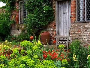 Tuindesign: Engelse tuinen ze blijven prachtig