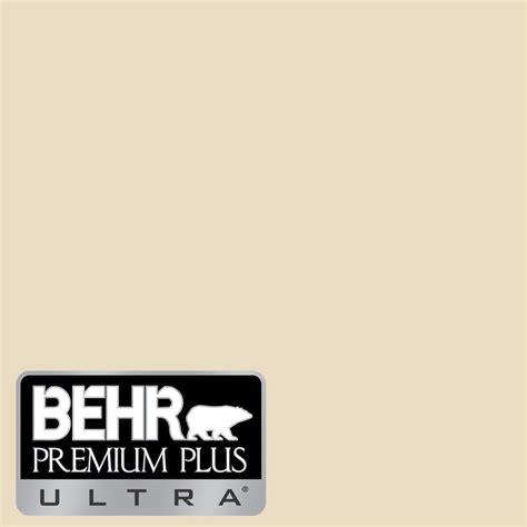 behr premium plus ultra 8 oz 1822 navajo white interior exterior paint sle 1822u the home