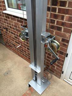 ft motorized crank  tower jim baileys ham  cb