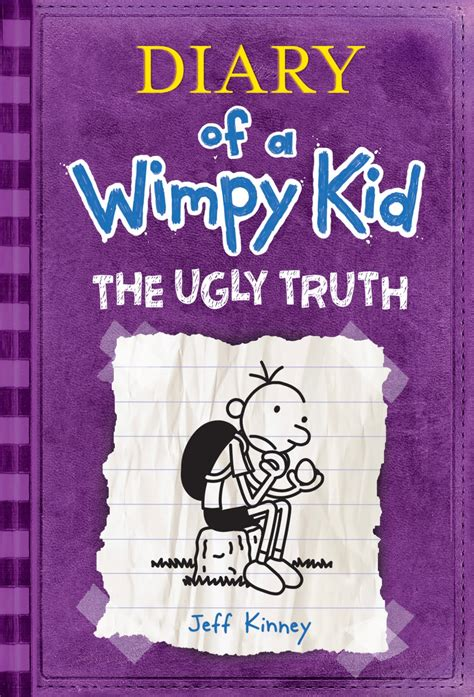 Mishaps And Adventures Diary Of A Wimpy Kid The Ugly
