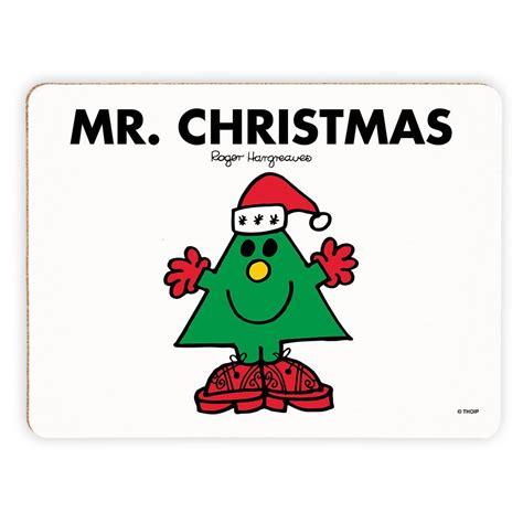 mr christmas cork placemat shop mrmen com