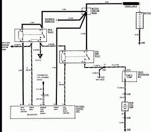 Bmw E30 Fuel Pump Wiring Diagram