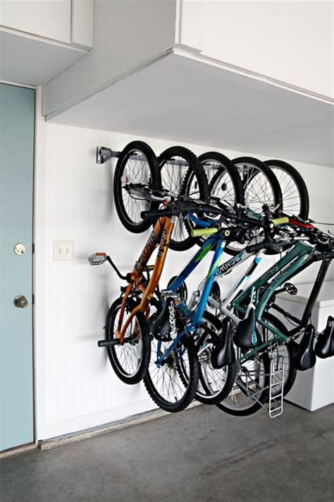 Garage Organization Ideas For Bikes garage organization ideas 9 diy ideas to organize your garage