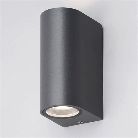 up and down wall lights irwell up down light outdoor wall light black from