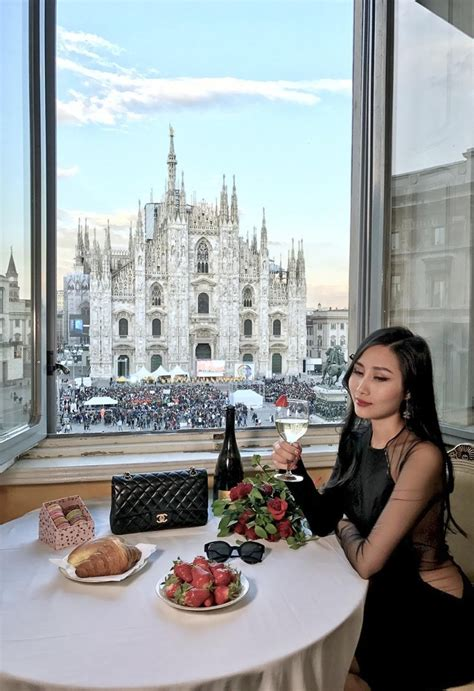 Best Hotel Milan by Tina Travels Best Hotel Room View In Milan Italy