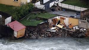 Häuser In Norwegen : hochwasser riss in norwegen dutzende h user mit tagelanger regen welt ~ Buech-reservation.com Haus und Dekorationen