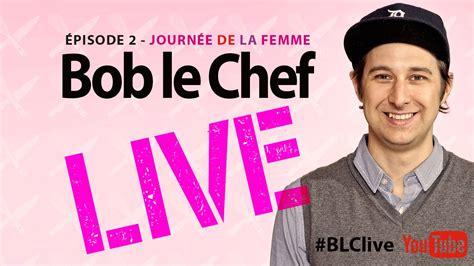 cuisiner le dimanche pour la semaine cuisiner en live pour la journée de la femme gt dimanche 8 mars l 39 anarchie culinaire selon bob
