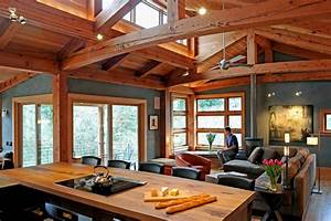 Sept 25, Build It Green! Home Tour Timber Frame Case Study