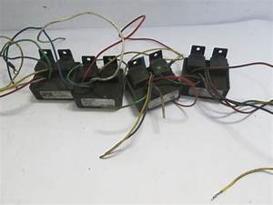 Lot Of 6  Sound Off Signal Etrr00
