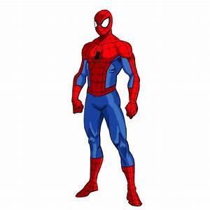 3, Ways, To, Draw, Spiderman