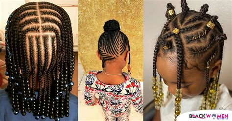 Trendy Braids for Kids 2021 60+ Adorable Braid