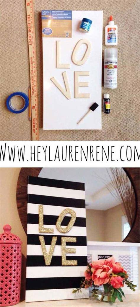 easy  beautiful diy projects  home decorating