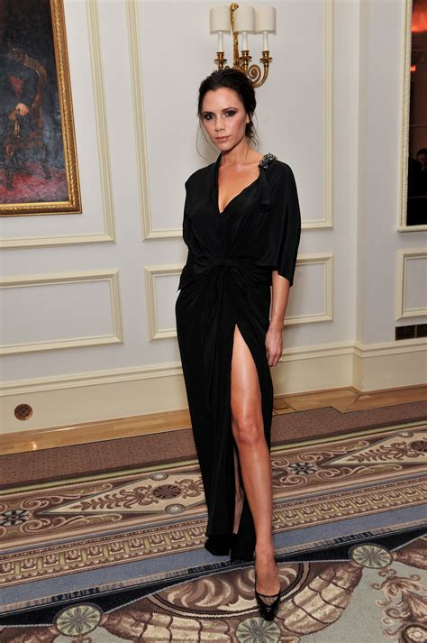 Pictures of Victoria Beckham at the British Fashion Awards ...