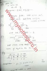 SSC – CGL – Maths – SS Bharti Sir – Class Notes – English ...