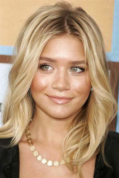 medium length hairstyles  thick hair   faces
