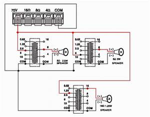 Multiple Speaker Public Address And Intercom System