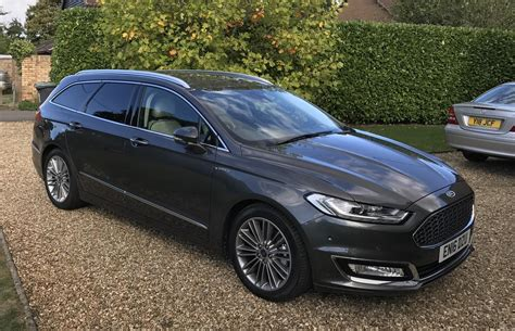 2019 Ford Mondeo Vignale by Ford Mondeo Vignale 2 0 Tdci Estate Review Business Car