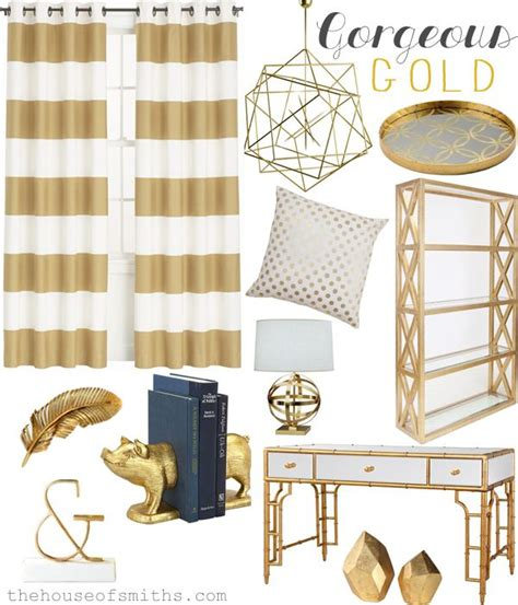 gold home decor 25 best ideas about gold curtains on black