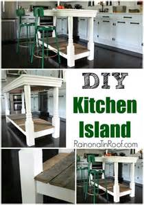 how to build island for kitchen build own kitchen island woodworking projects plans