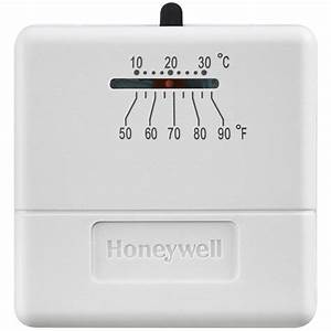 Honeywell Manual Heat