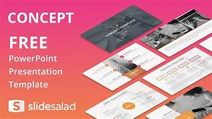 Concept Free Download Powerpoint Template