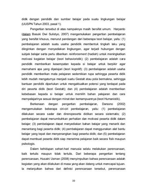 Contoh Jurnal Skripsi Manajemen Sumber Daya Manusia