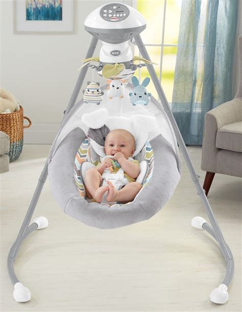 Which Baby Swings In by Best Baby Swing On The Market After Testing Several Baby