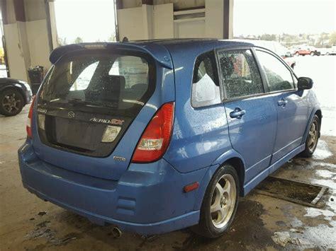 2004 Suzuki Aerio Parts by Used Transmission For Sale For A 2004 Suzuki Aerio
